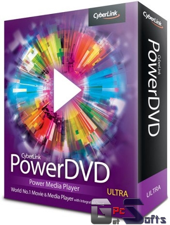 CyberLink PowerDVD Ultra 19.0 With Crack Free Download